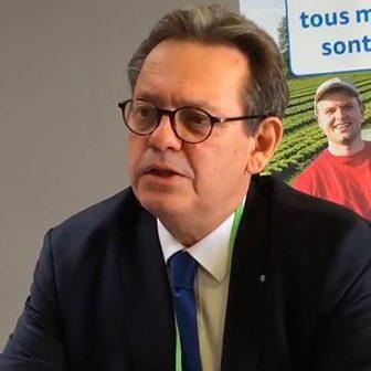 Bernard Le Moine : Président